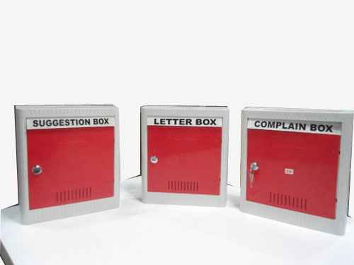 Suggestion Box In PuneSuggestion Box Manufacturer In Pune